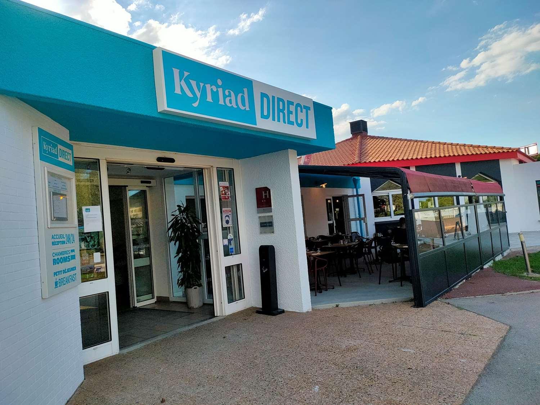HOTEL KYRIAD DIRECT PERPIGNAN - Aéroport
