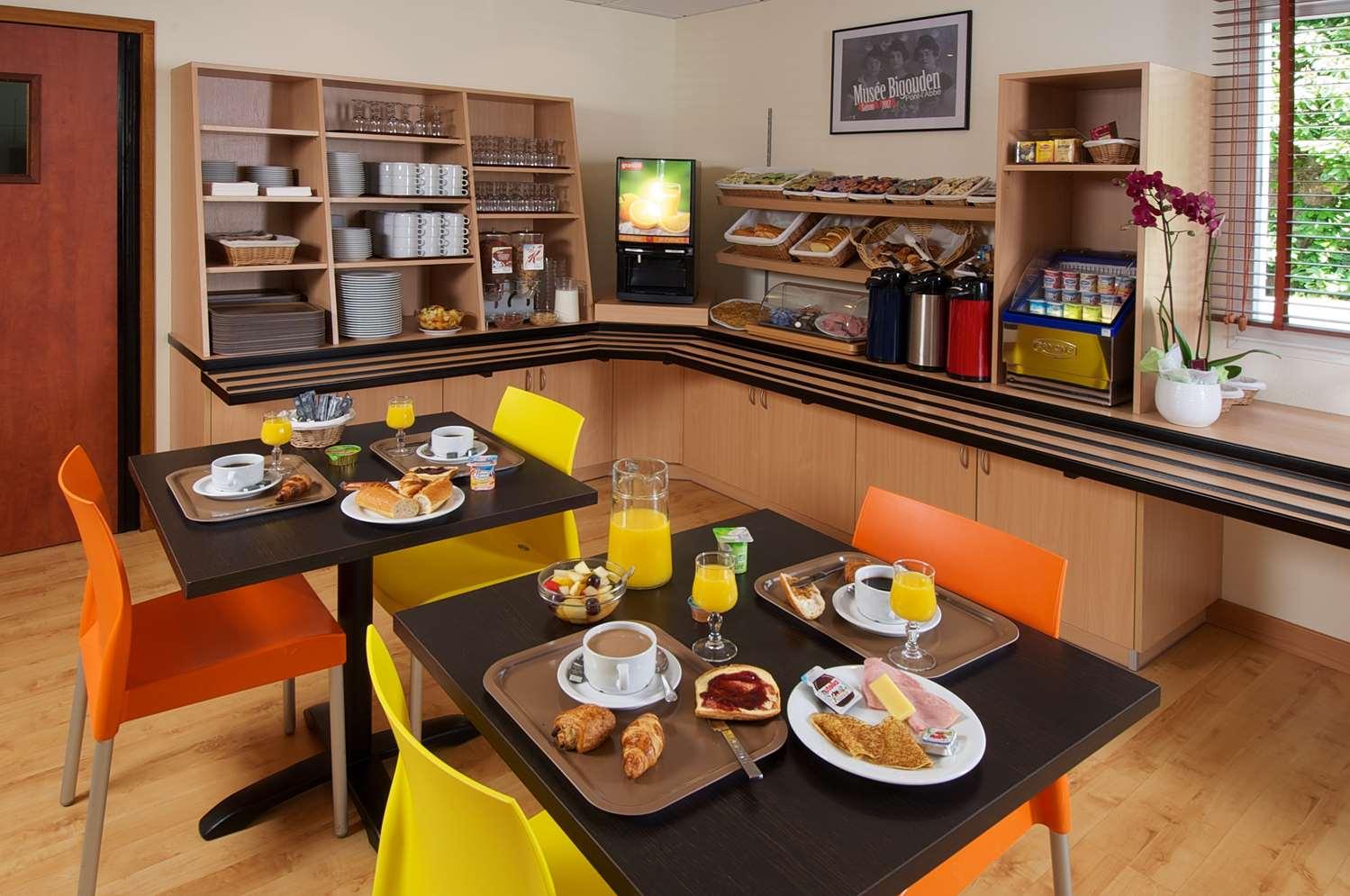 Restaurant - Hôtel Kyriad Quimper - Pont-L'abbé
