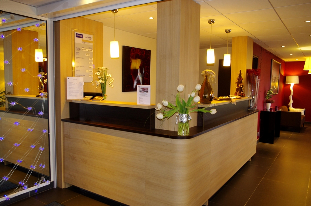 Hotel Kyriad Quimper Sud