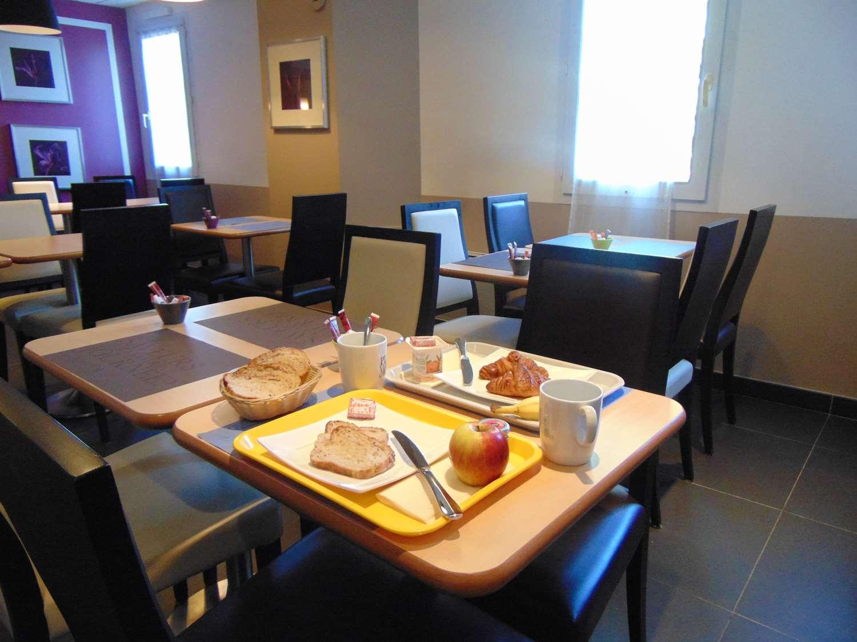 Restaurant - Hotel Kyriad Quimper Sud