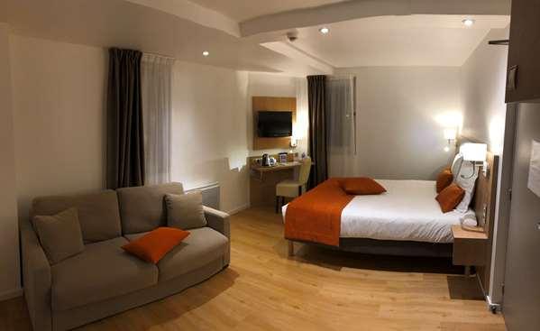 Hotel KYRIAD QUIMPER SUD - Standard Room