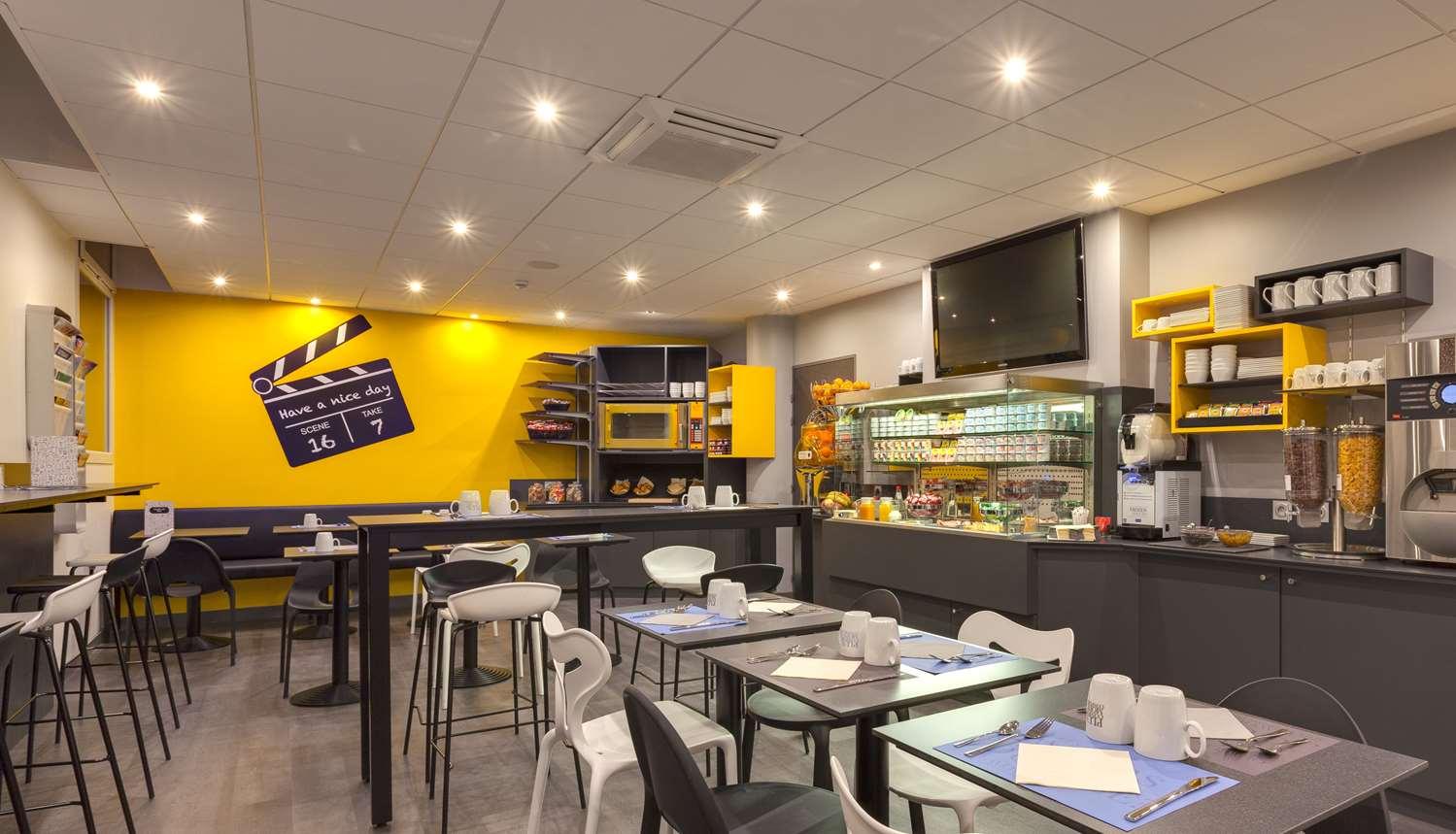 Restaurant - Hôtel Kyriad Rennes Centre