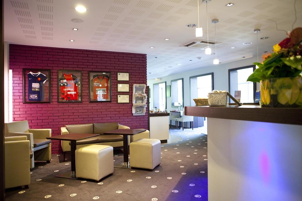 Hotel Kyriad Rennes Nord