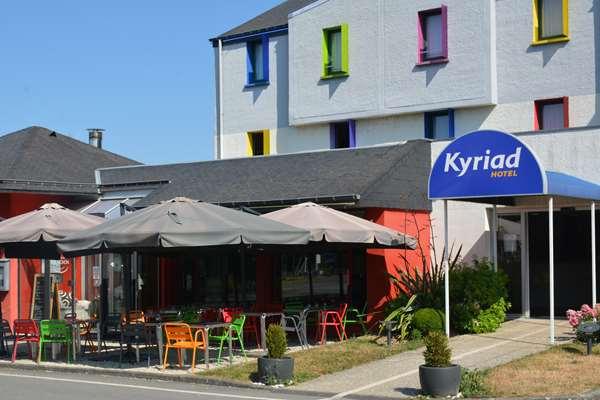 酒店 KYRIAD RENNES SUD - Chantepie