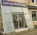 Hotel Kyriad Rodez Gare