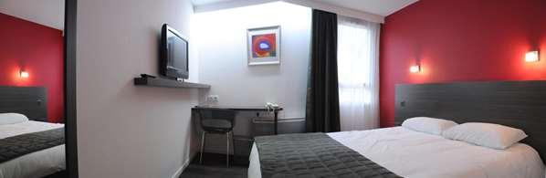 Hôtel HOTEL KYRIAD SAINT BRIEUC - Tregueux - Chambre Standard