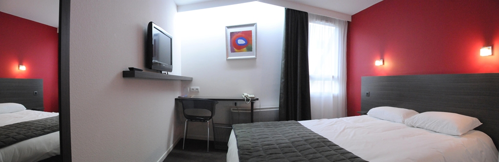 Hotel Kyriad Saint Brieuc - Tregueux
