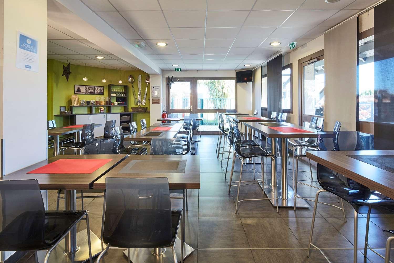Restaurant - Hotel Kyriad Saint Brieuc - Tregueux