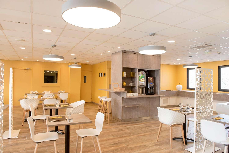 Restaurant - Hôtel Kyriad Saint-Etienne Centre