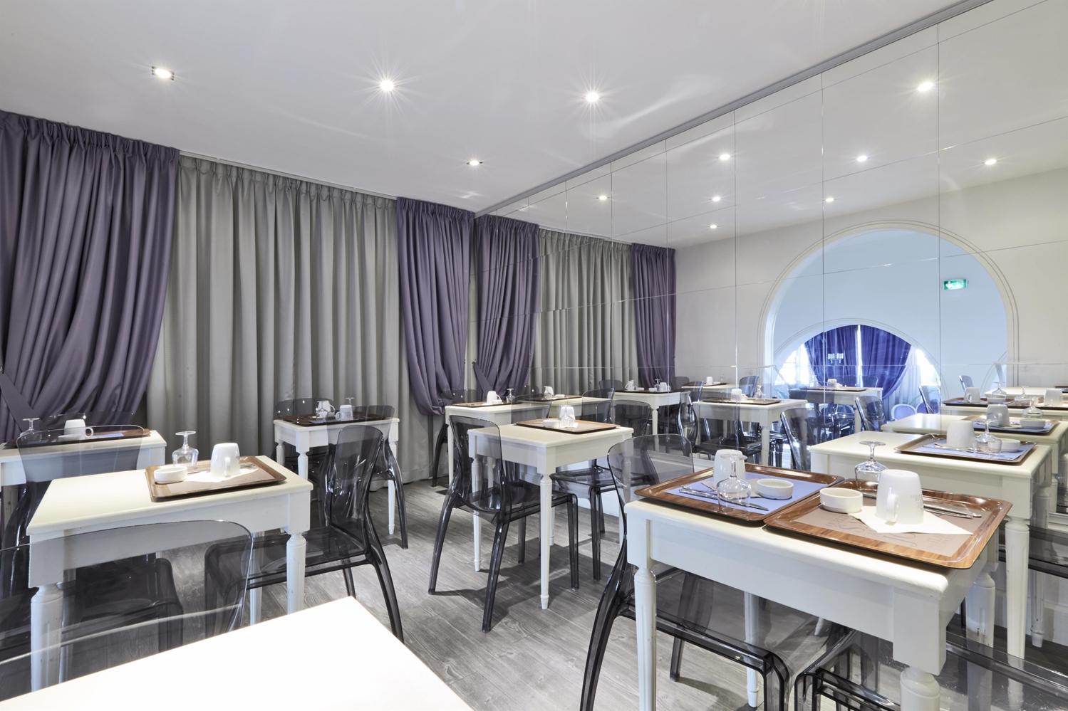 Restaurant - Hotel Kyriad Saumur Centre