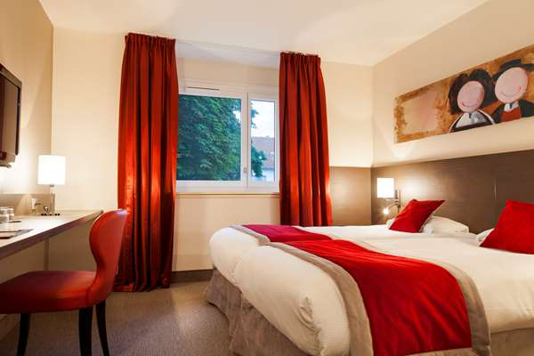 Hotel KYRIAD STRASBOURG SUD - Lingolsheim - Standard Room