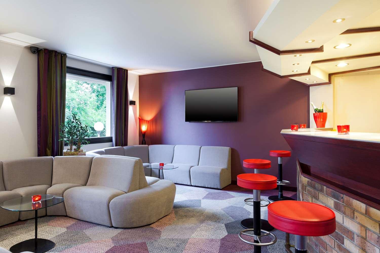 Restaurant - Hotel Kyriad Strasbourg Sud - Lingolsheim