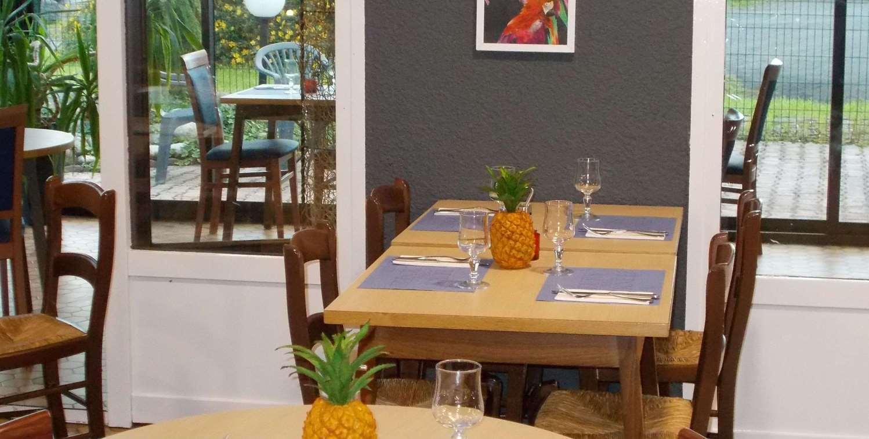 Restaurant - Hotel Kyriad Tarbes - Odos
