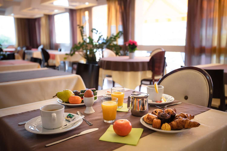 Restaurant - Hotel Kyriad Toulouse - Blagnac Aéroport