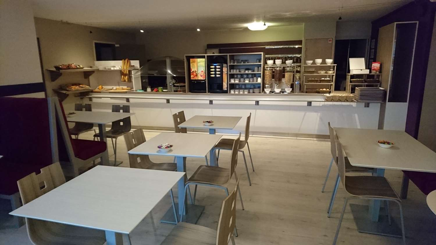 Restaurant - Hotel Kyriad Toulouse Sud - Roques