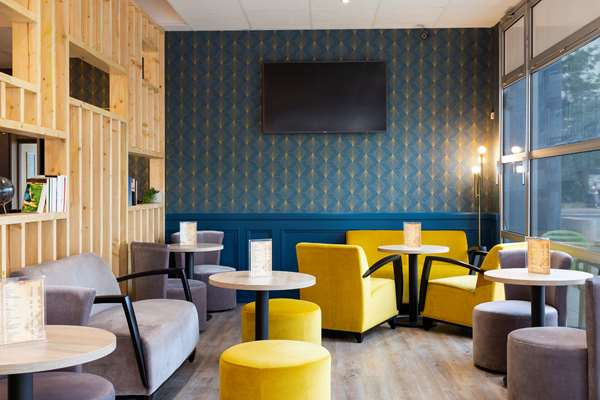 Kyriad Hotel Tours Saint Pierre des Corps Gare