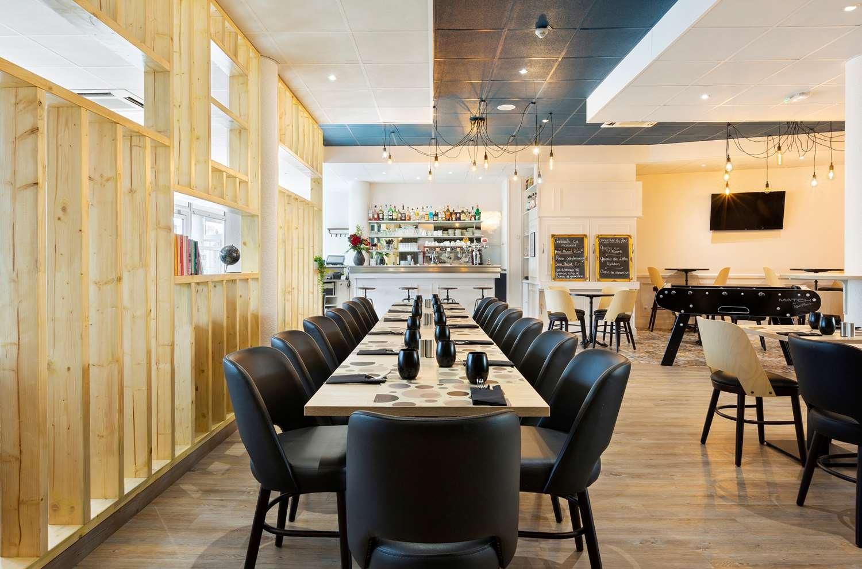 Restaurant - Hotel Campanile Perpignan Sud