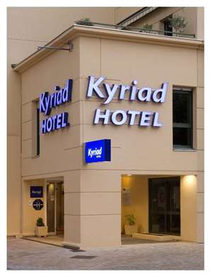 Hotel Kyriad Villefranche Sur Saone