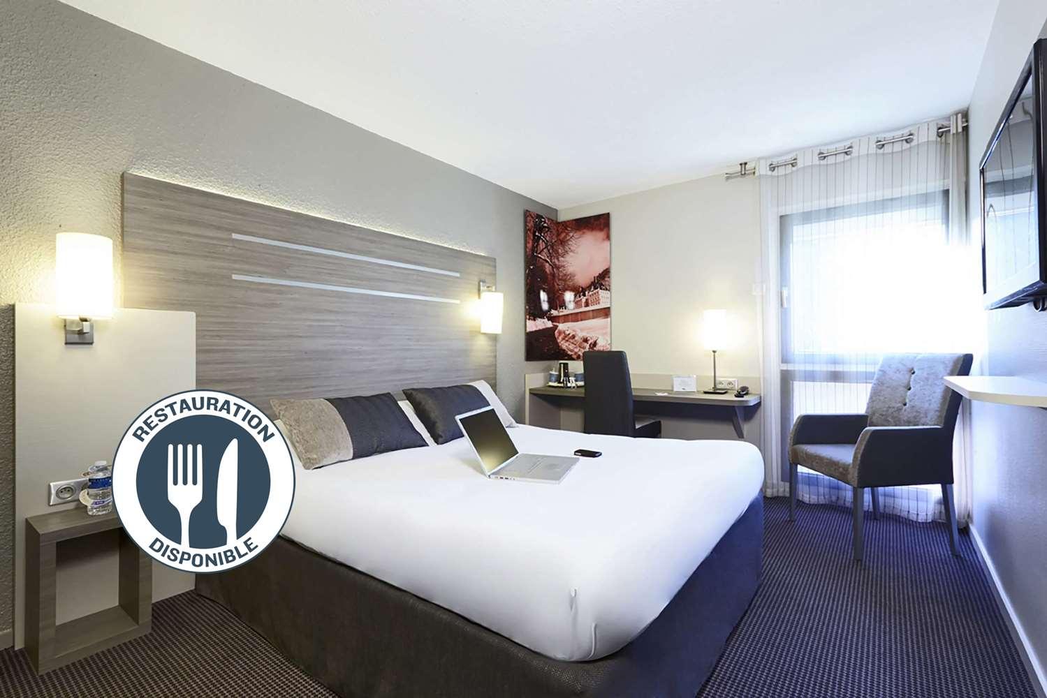 HOTEL KYRIAD VOIRON Chartreuse - Centr'Alp - Grenoble