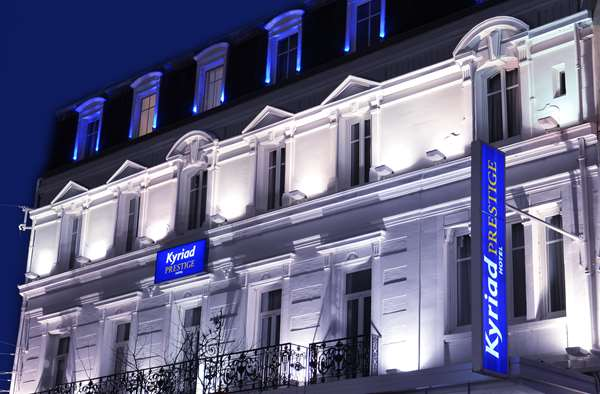 فندق KYRIAD PRESTIGE DIJON CENTRE