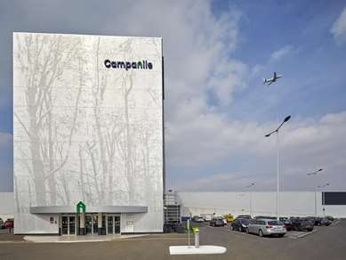 CAMPANILE LE BOURGET - AIRPORT