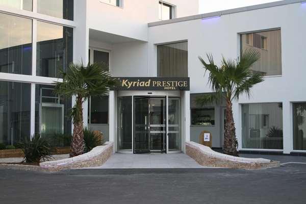 HÔTEL KYRIAD PRESTIGE MONTPELLIER OUEST - Croix d'Argent