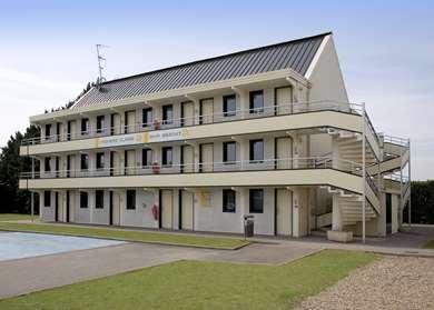 Hotel PREMIERE CLASSE AMIENS EST - Glisy