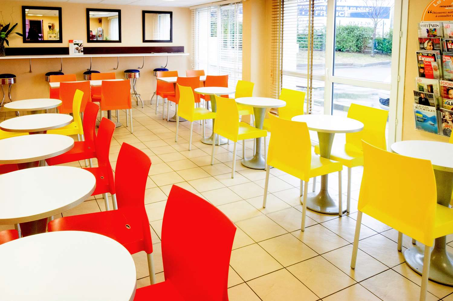 Restaurant - Hotel Premiere Classe Annemasse - Ville-La-Grand