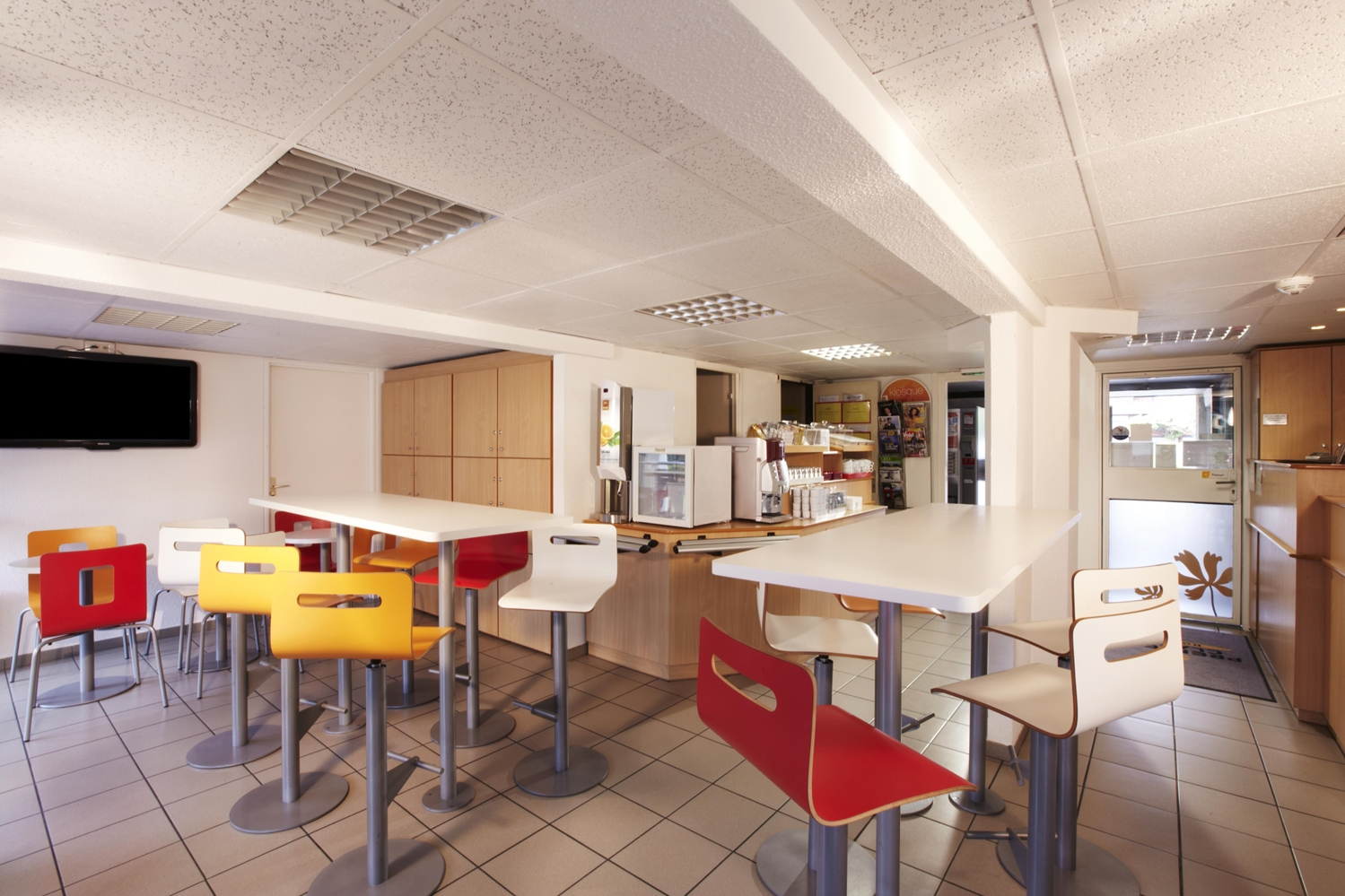 Restaurant - Hotel Premiere Classe Auxerre