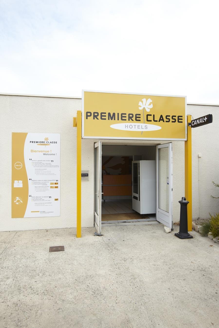 PREMIERE CLASSE AVIGNON - Courtine Gare