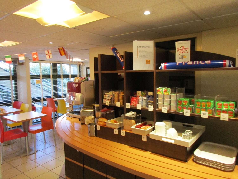 Restaurant - Hotel Premiere Classe Avignon Nord - Le Pontet
