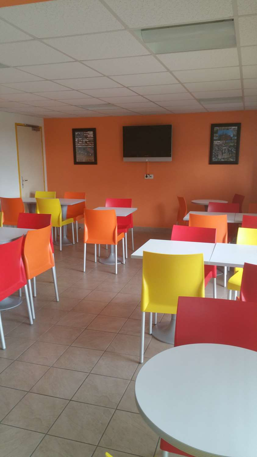 Restaurant - Hôtel Premiere Classe Bayeux