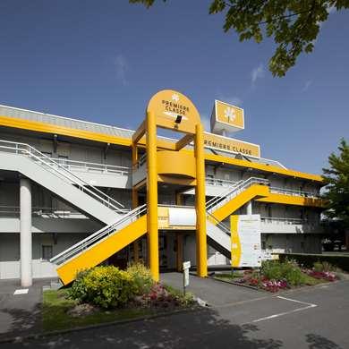 Hôtel PREMIERE CLASSE BESANCON - Ecole Valentin