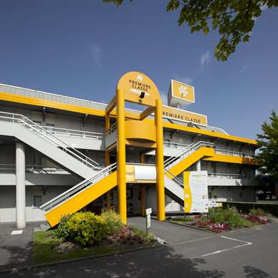 Hotel PREMIERE CLASSE BESANCON - Ecole Valentin