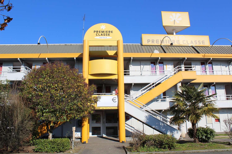 HOTEL PREMIERE CLASSE BORDEAUX EST - Lormont