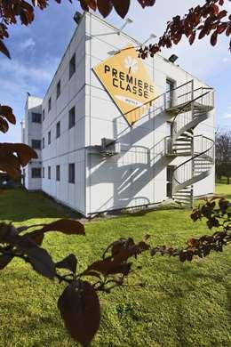 Hôtel PREMIERE CLASSE BORDEAUX NORD - Lac