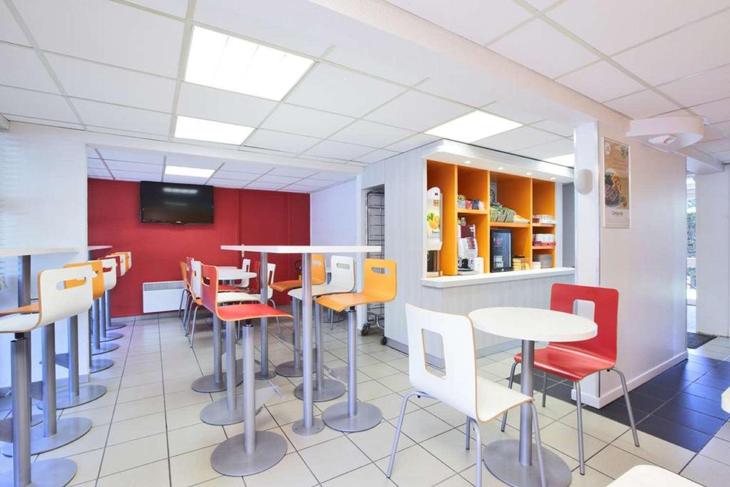 Restaurant - Hôtel Premiere Classe Bordeaux Ouest - Eysines
