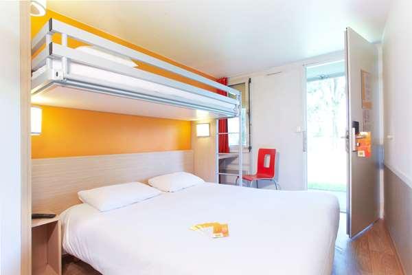Hotel PREMIERE CLASSE BORDEAUX SUD - Pessac Becquerel