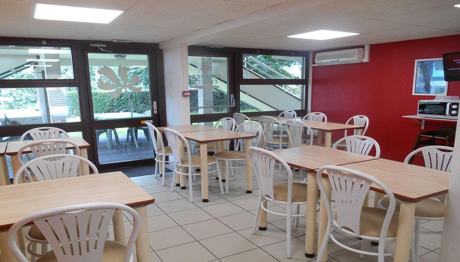 Restaurant - Hôtel Premiere Classe Brest - Gouesnou Aéroport