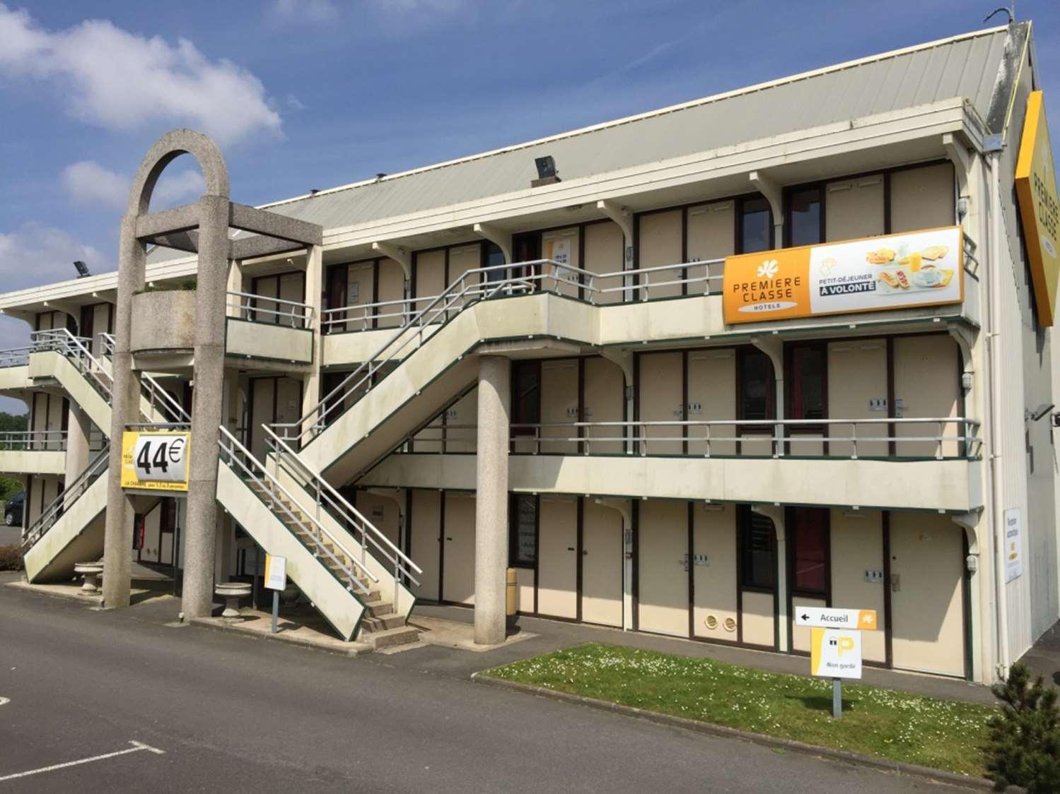 HOTEL PREMIERE CLASSE BREST - Gouesnou Aéroport