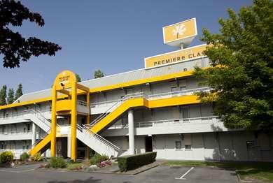Hotelu PREMIERE CLASSE CAEN EST - Mondeville