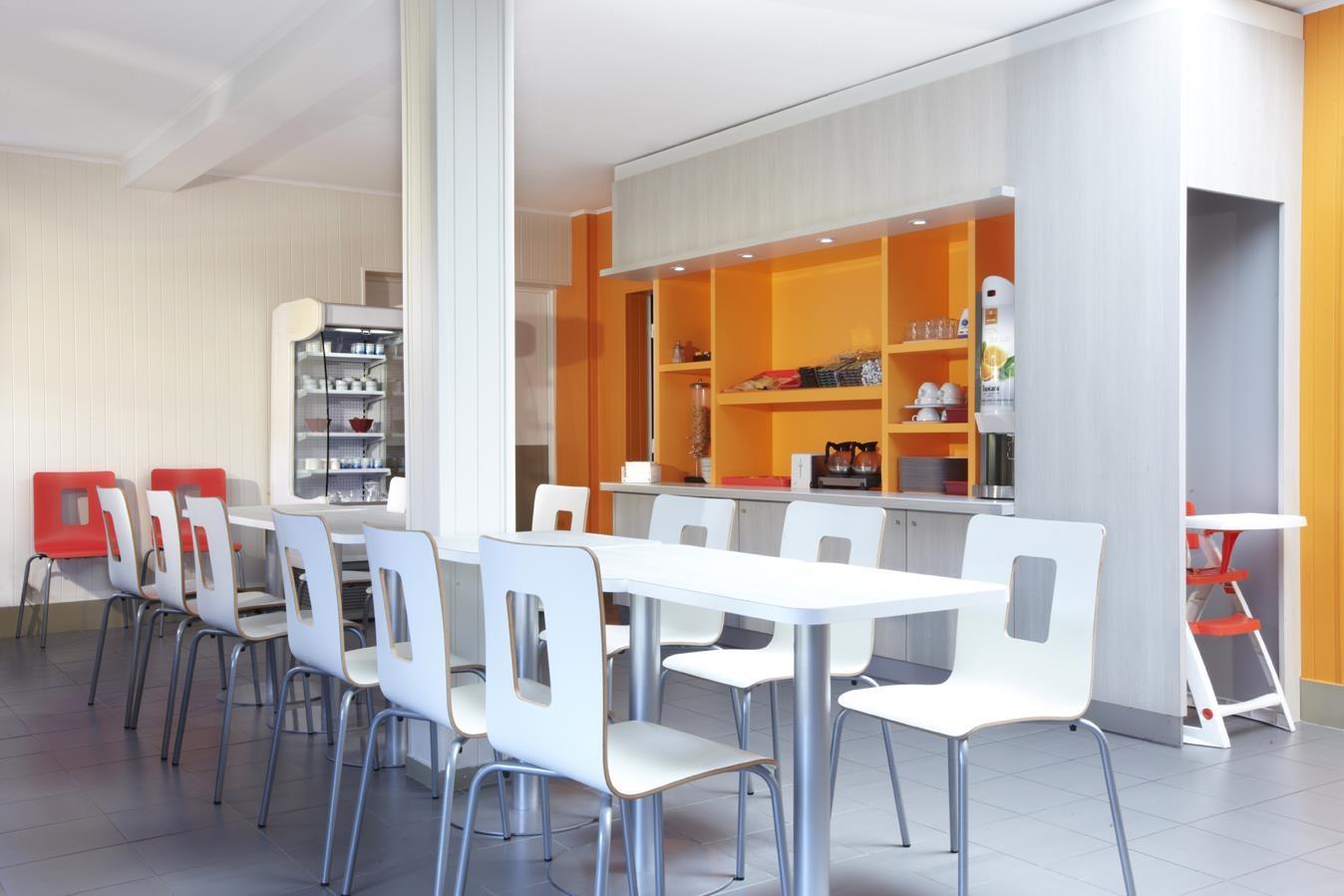 Restaurant - Hôtel Premiere Classe Calais Centre - Gare