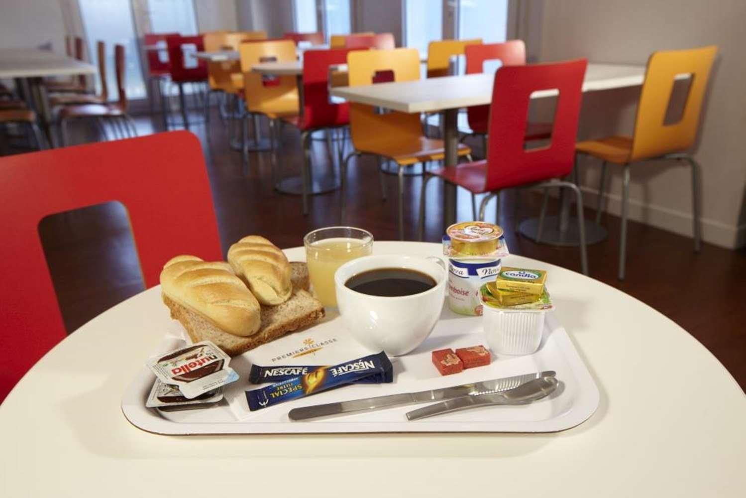 Restaurant - Hôtel Premiere Classe Cergy Saint Christophe.