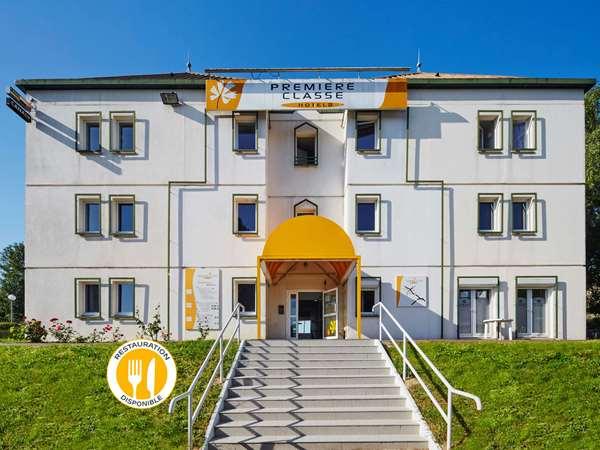 HOTEL PREMIERE CLASSE CERGY SAINT CHRISTOPHE