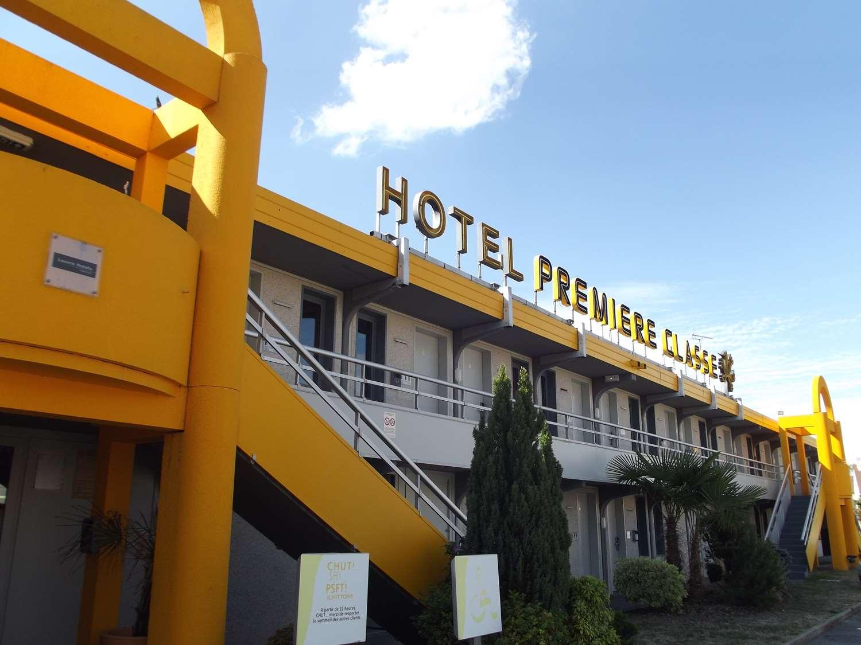 HOTEL PREMIERE CLASSE CHANTILLY SUD - Luzarches