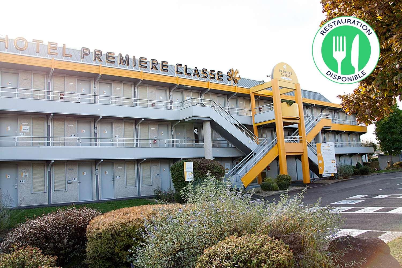 HOTEL PREMIERE CLASSE CLERMONT FERRAND SUD - Aubière