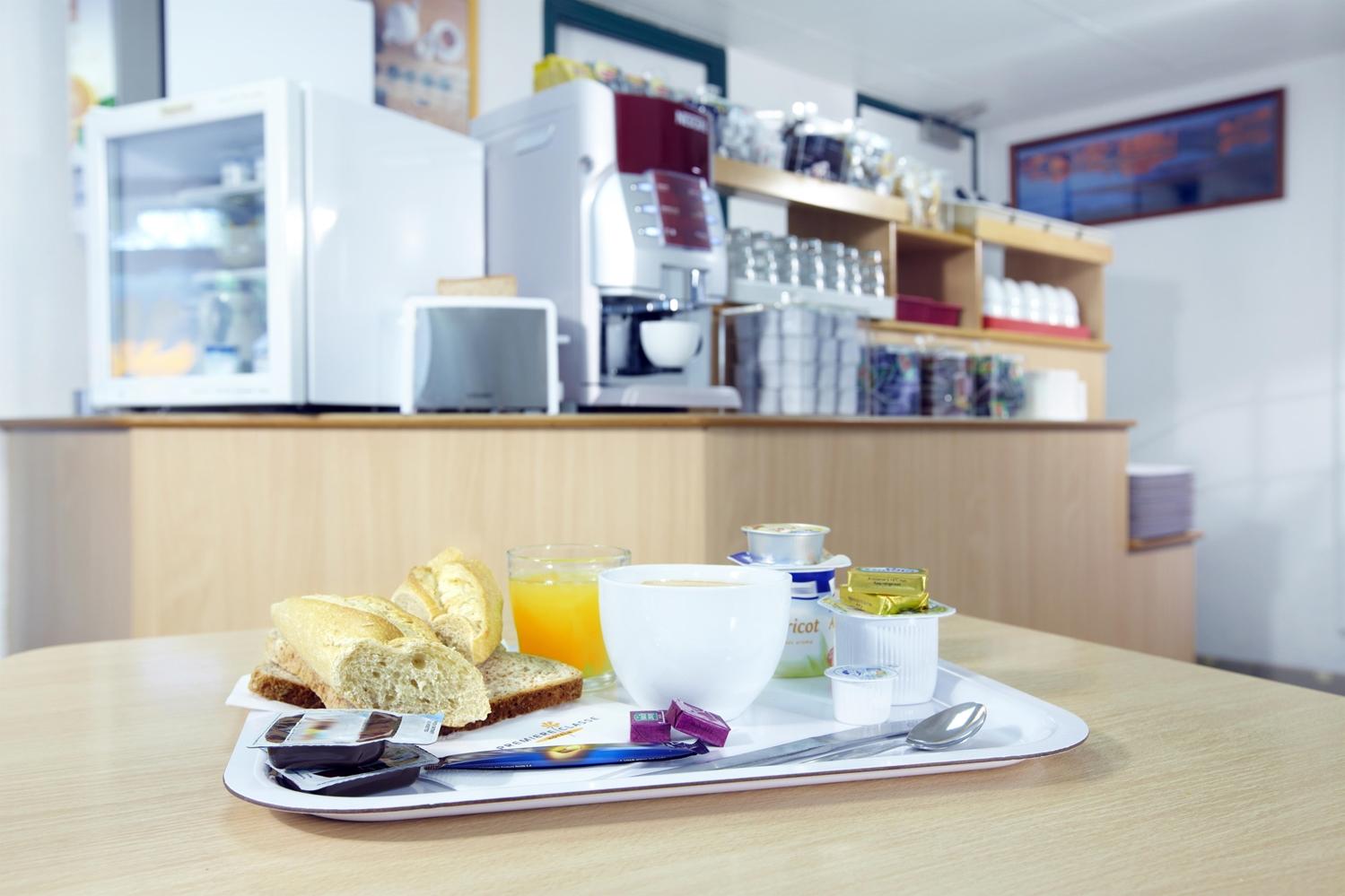Restaurant - Hôtel Premiere Classe Compiegne - Jaux
