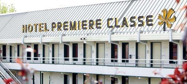 Hotel Première Classe Coulommiers - Mouroux