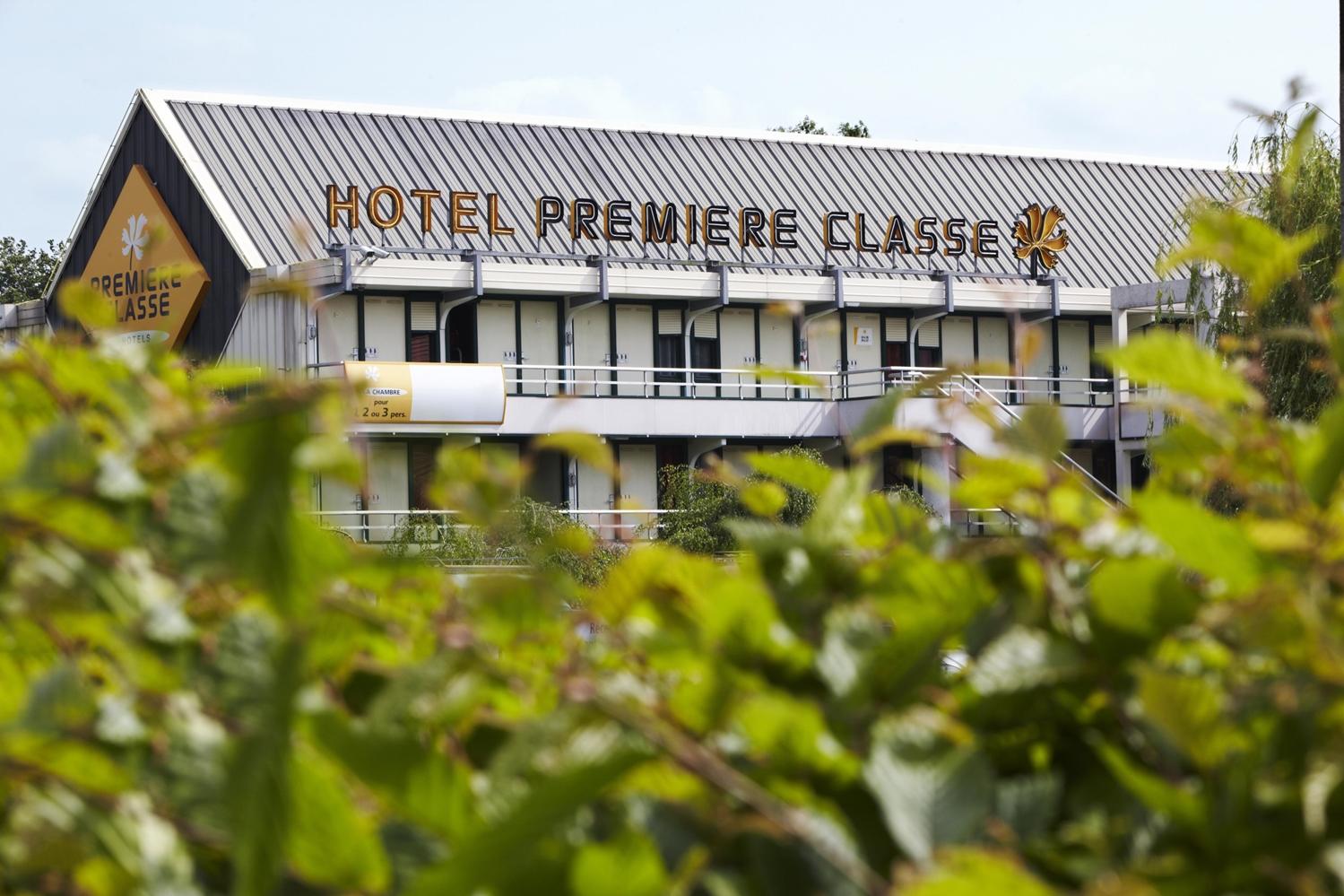 PREMIERE CLASSE CREIL - Villers Saint Paul