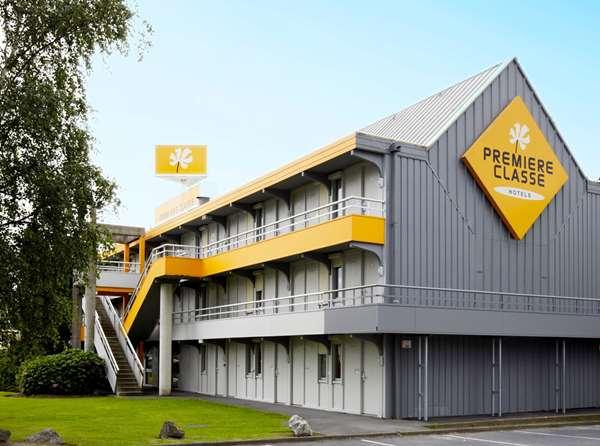 Hotel PREMIERE CLASSE DEAUVILLE - Touques